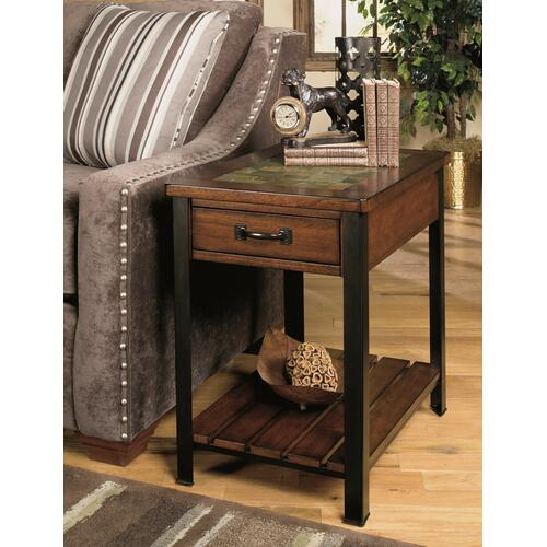 Null Furniture Inc - Rectangular End