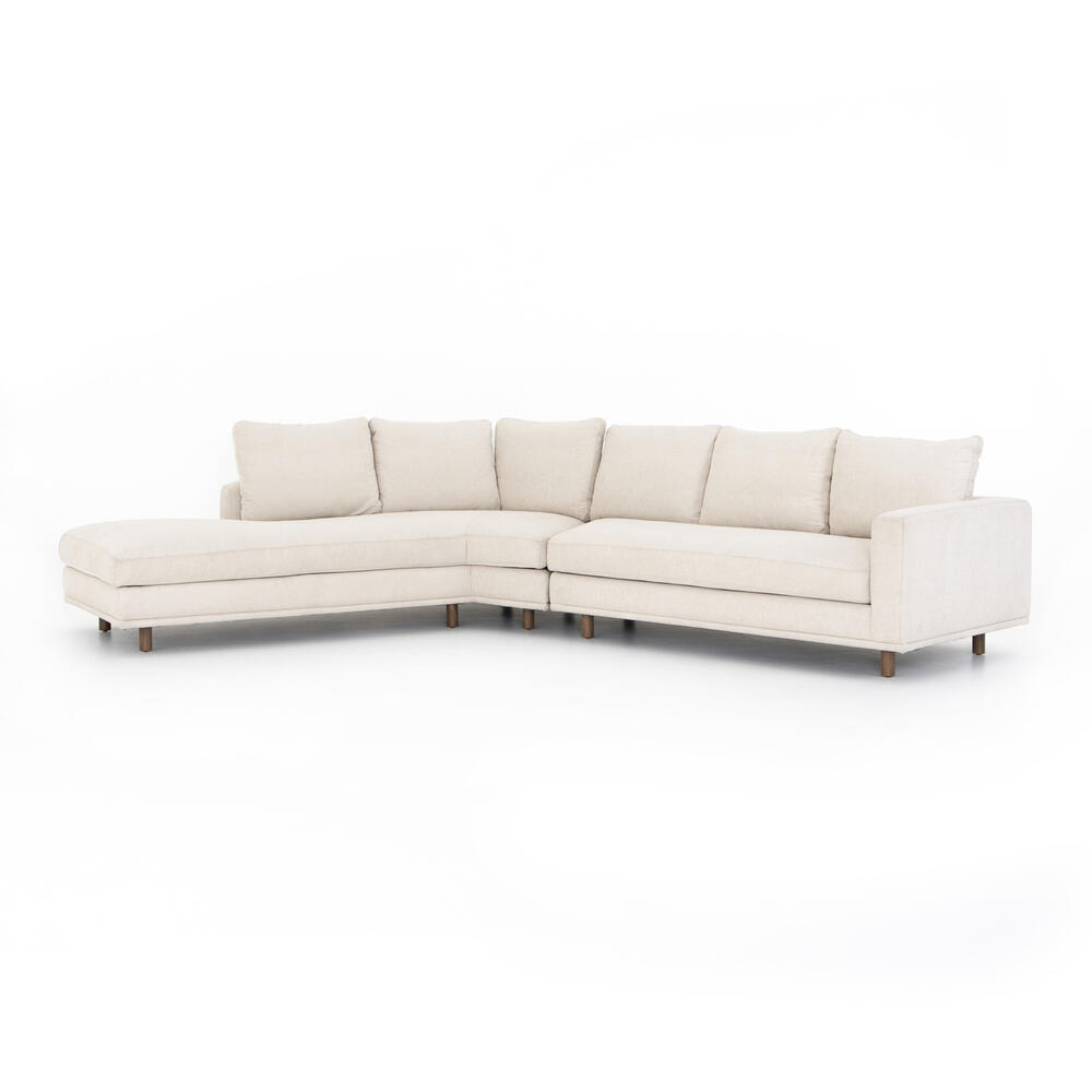 Left Arm Facing Configuration Dom 2-piece Sectional