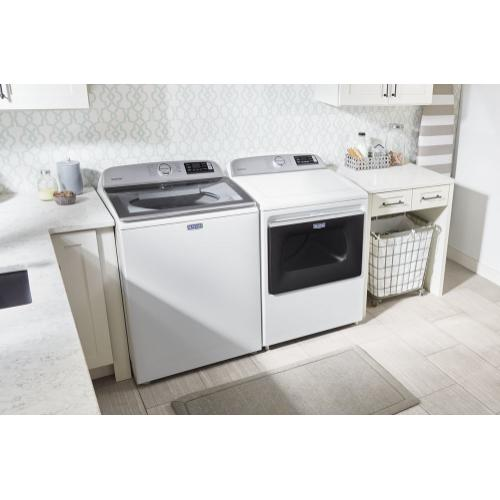 Smart Top Load Washer with Extra Power Button - 5.4 cu. ft.