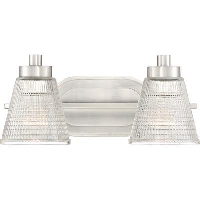 Ardmore Bath Light in Brushed Nickel