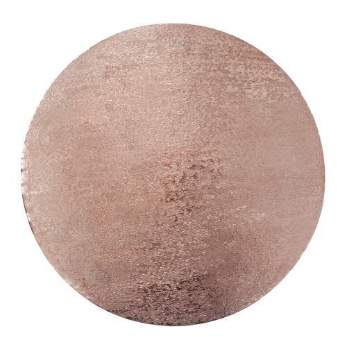 Howard Elliott - Copper Metal Round Nesting Table Set