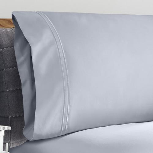 Refreshing Tencel Pillowcase Set - Light Blue / King