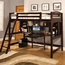 See Details - Dakota Ridge Twin Bed/workstation