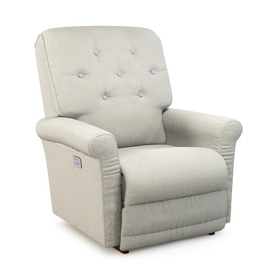 Ruby Power Rocking Recliner