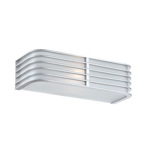 Lite Source - Sconce, Silver, Metal Shade, E27 Type B 40w