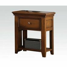 ACME Lacey Nightstand - 30558 - Cherry Oak