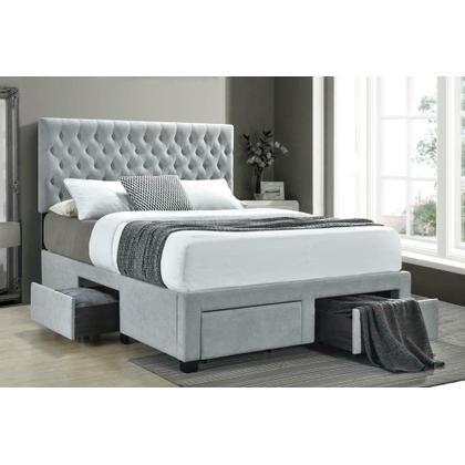 See Details - Queen Storage Bed