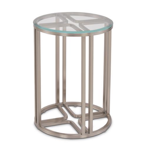 Amini - Chairside Table