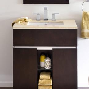 Studio Undercounter Sink  American Standard - White
