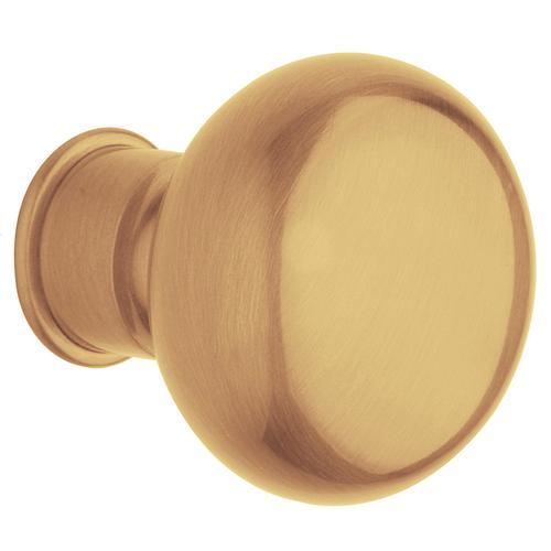 Baldwin - Vintage Brass 5030 Estate Knob