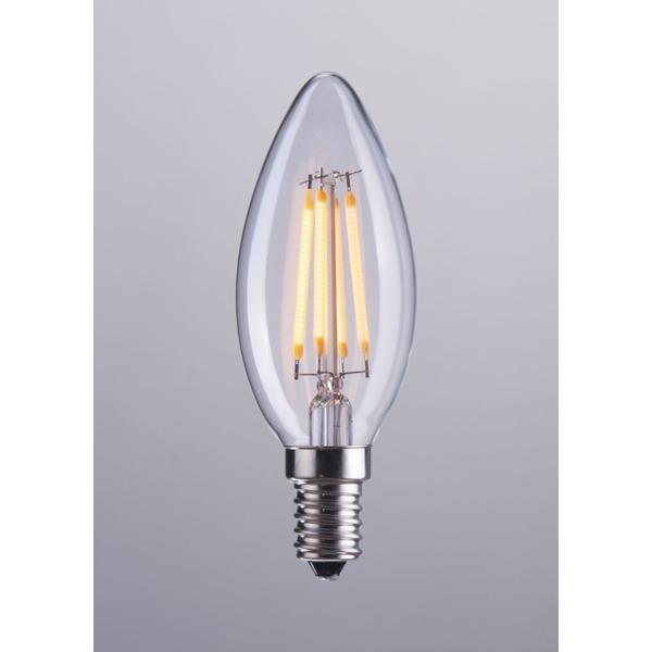 See Details - E12 Type B 4w Led 98 X 35mm Clear