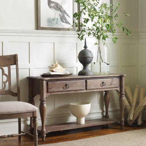 Weatherford Heather Sofa Table