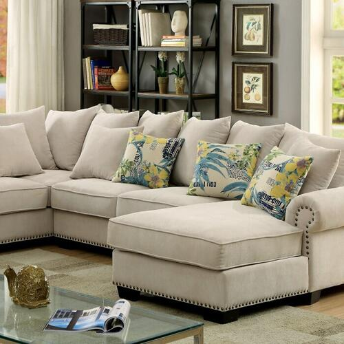 Furniture of America - Skyler Sectional