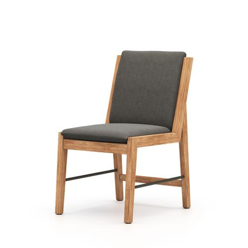 Charcoal Cover Garson Outdoor Dining Chair