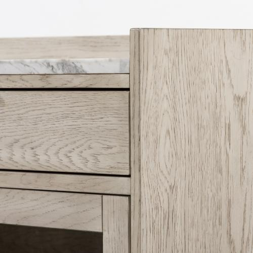 Viggo Sideboard-vintage White Oak
