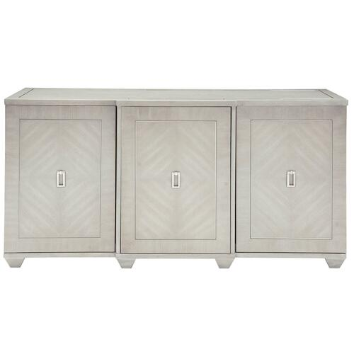 Criteria Buffet in Heather Gray (363)