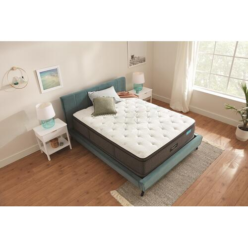 Beautyrest - Harmony - Maui - Plush - Pillow Top - Queen