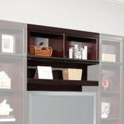 BOSTON 56 in. Bookcase Bridge, Shelf and Back panel Product Image