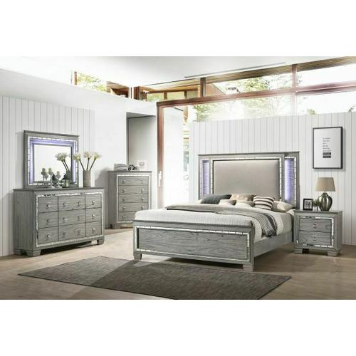 Gallery - Antares Eastern King Bed