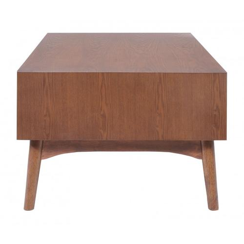 Design District Coffee Table Walnut