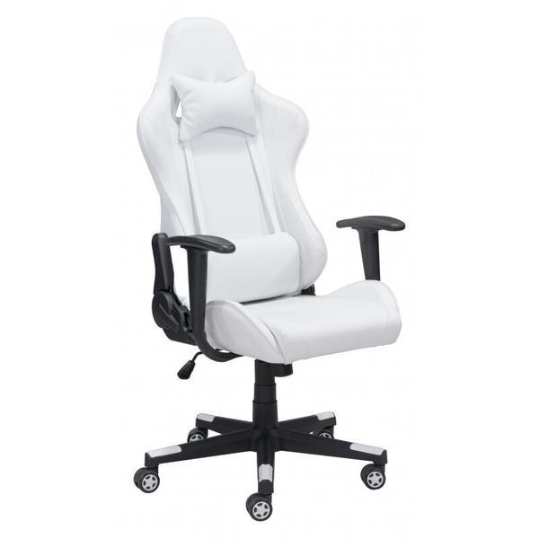 See Details - Nova Gaming Chair White