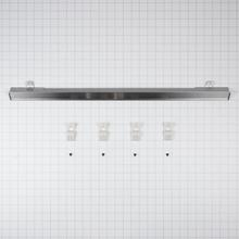 """See Details - 27"""" Warming Drawer Heat Deflector, Stainless Steel Stainless Steel"""