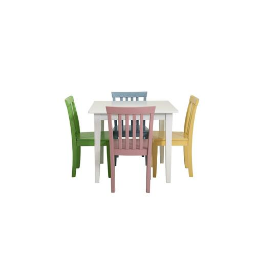 Coaster - 5pc Youth Dining Set