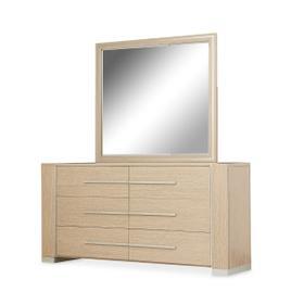 Dresser W/wall Mirror
