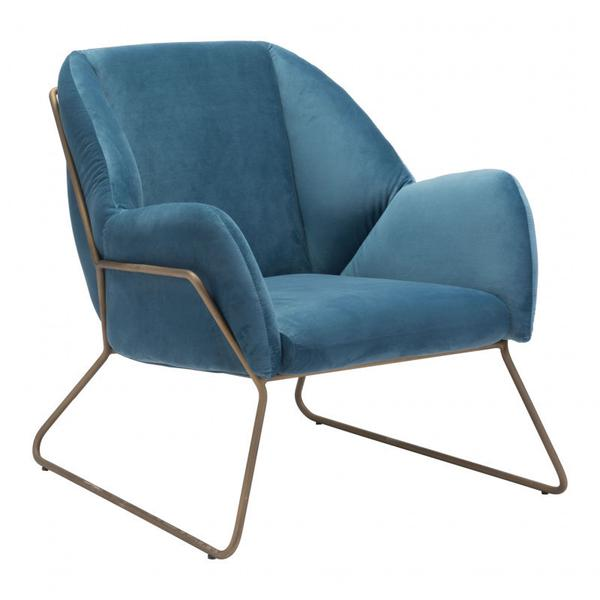Stanza Arm Chair Blue