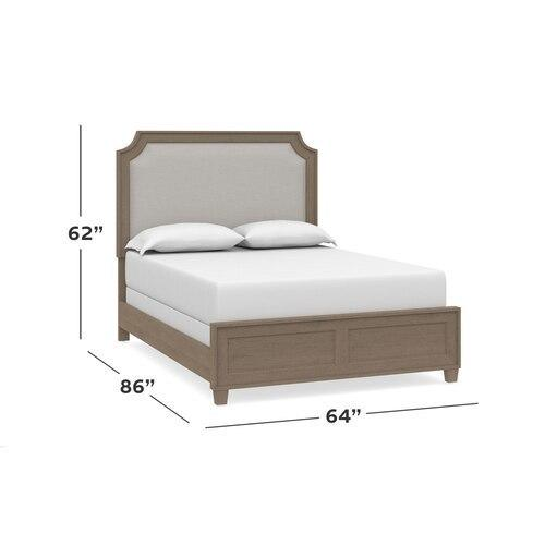 Ventura Queen Upholstered Bed