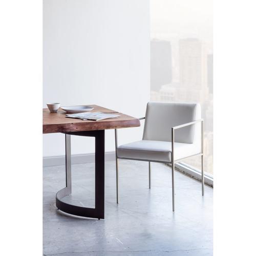 Capo Arm Chair White-m2