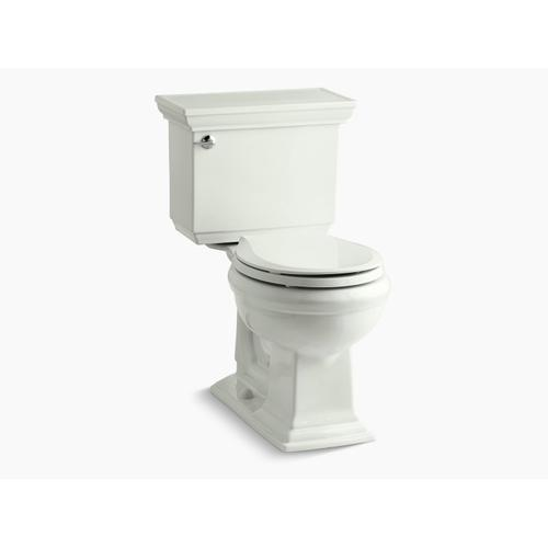 Dune Two-piece Round-front 1.28 Gpf Chair Height Toilet With Insulated Tank