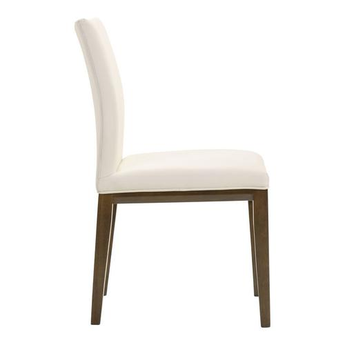 Frankie Dining Chair White-m2