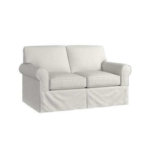 Raleigh Slipcover Loveseat