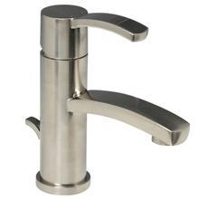 Berwick Monoblock Bathroom Faucet - Brushed Nickel