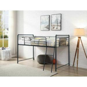 ACME Twin Loft Bed w/Slide - 38315