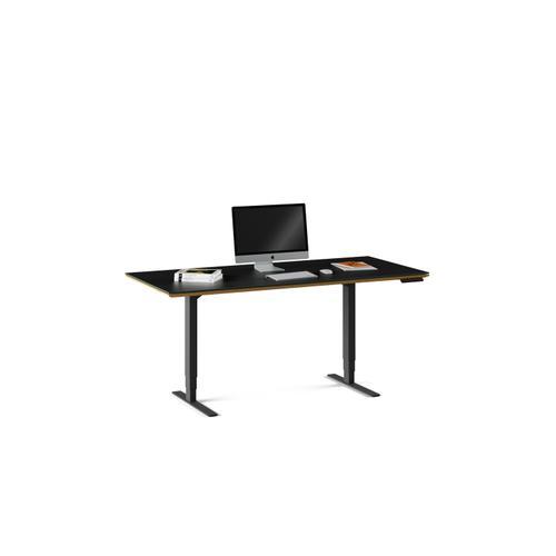 """BDI Furniture - Sequel 20 6152 Standing Desk  66""""x30"""" in Natural Walnut"""