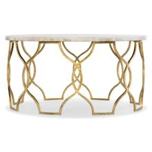 View Product - Melange Corrina Cocktail Table