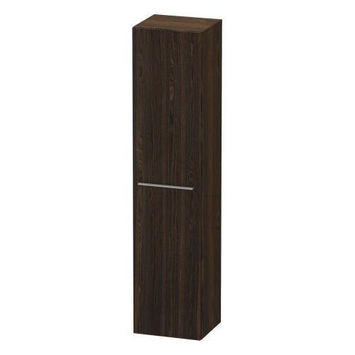 Duravit - Tall Cabinet, Brushed Walnut (real Wood Veneer)