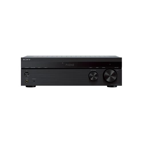 Sony - 2ch Stereo Receiver Phono Input with Bluetooth ®