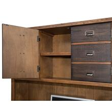 See Details - Two Door Hutch