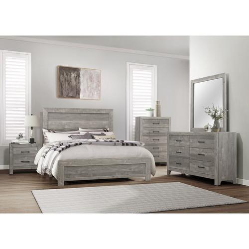 Homelegance - Eastern King Bed in a Box