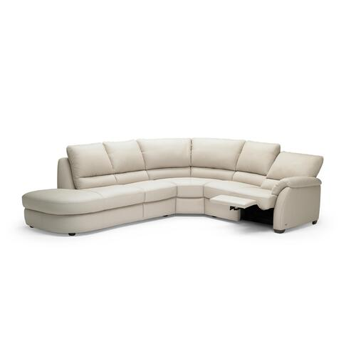 Natuzzi Editions B693 Sectional