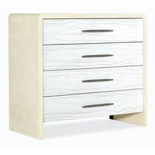 Bedroom Cascade Four-Drawer Bachelor Chest