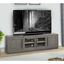 PURE MODERN 76 in. Door TV Console