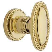 See Details - Lifetime Polished Brass 5060 Estate Knob