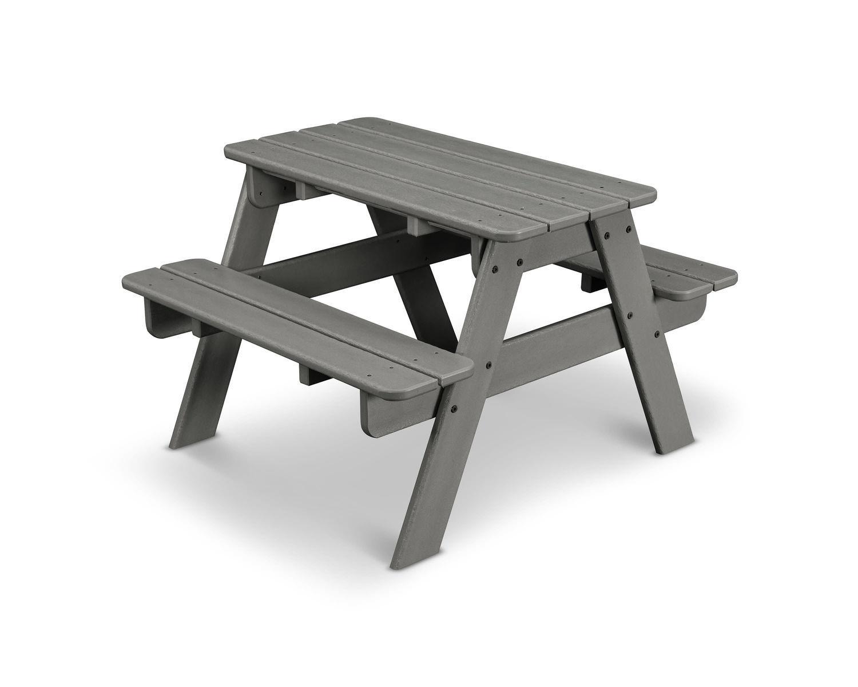 Aruba POLYWOOD KT130AR Kids Picnic Table