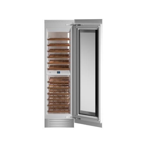 "24"" Built-in Wine Cellar column - Panel Ready - Right hinge"