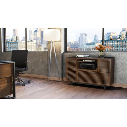 BDI Furniture - Corridor 6520 Multifunction Cabinet in Natural Walnut
