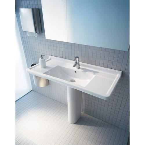 Duravit - Starck 3 Furniture Washbasin 1 Faucet Hole Punched
